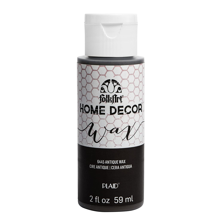 FolkArt 6445 Home Décor Acrylic Paint, 2oz, Antique Wax