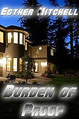 Burden of Proof (Hanover Investigation Book 1) Kindle Edition