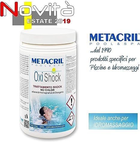 Metacril Oxígeno Shock de microgránulos – OXI Shock 1, 5 kg ...