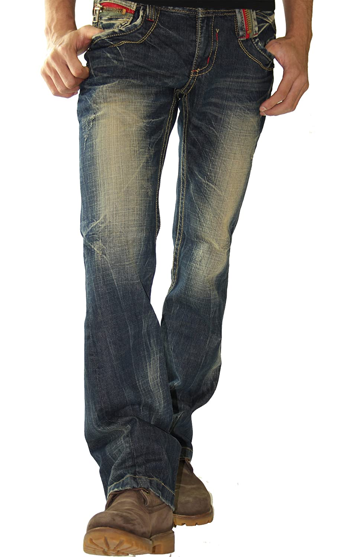 Classical Elf Men's Lolita Bootcut Jeans Lolita139