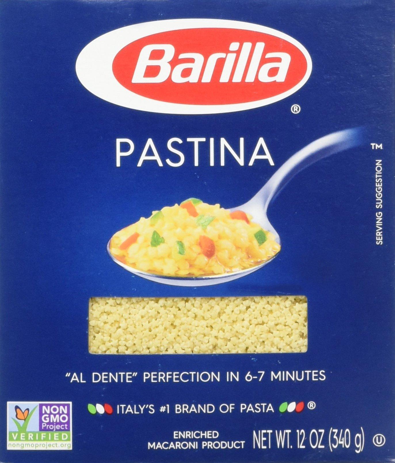 Amazon.com : Barilla Ditalini Pasta, 16 Oz. (1 Lb ...