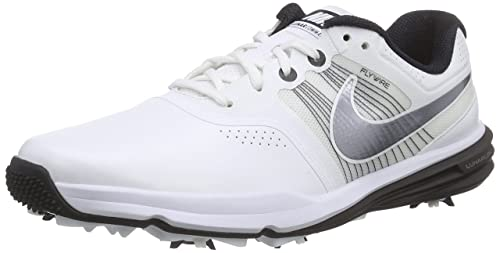 new concept 3c89c 7d19f Nike Lunar Command, Mens Golf Shoes, White (Whitemetallic Cool Grey