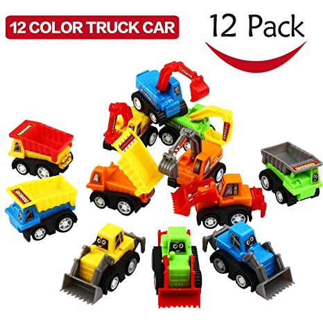 Trucks Race... Build Big Colorful Models Super Engineer Building Set 160 Pcs