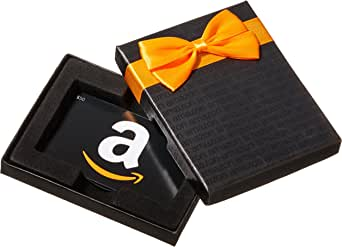 Amazon.ca Gift Card in Various Gift Box Designs