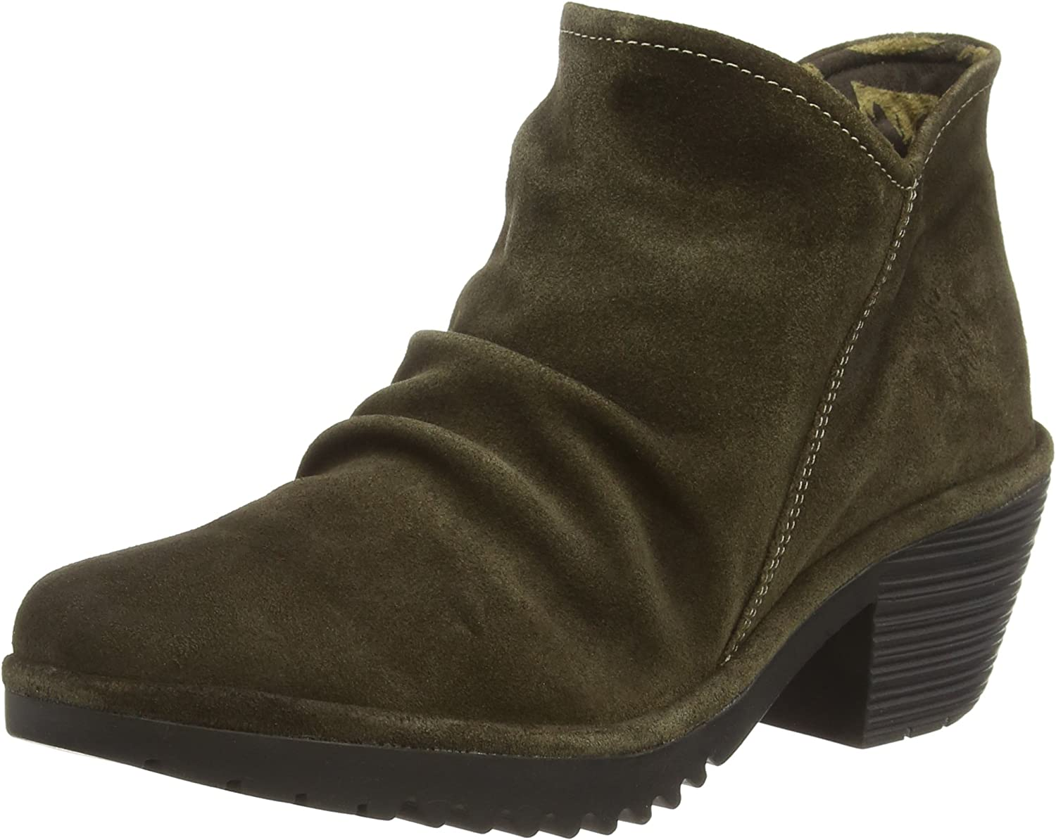 FLY London Girl's Ankle Boots, Women 2