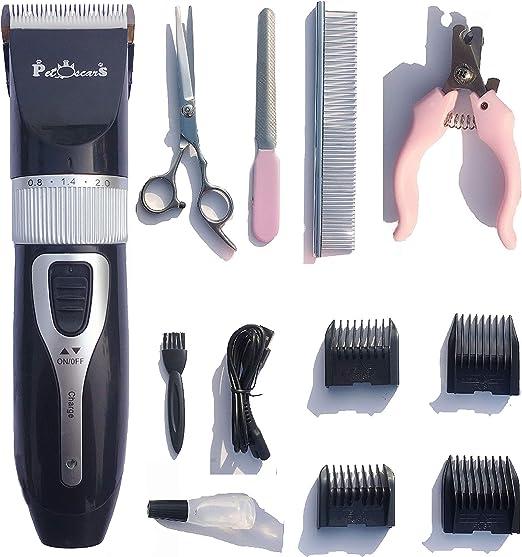 Pet Oscars - Kit Profesional de peluquería para Perros ...