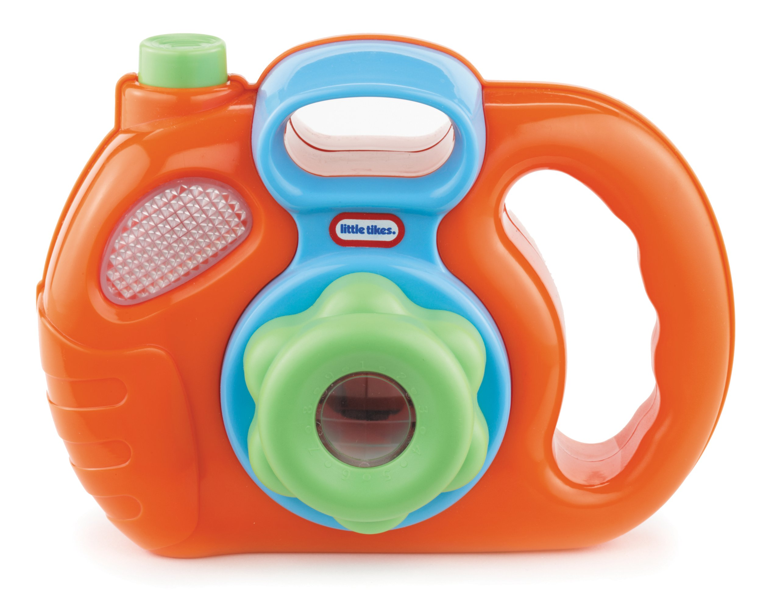 My First Lil' Camera- Orange by Little Tikes (Image #1)