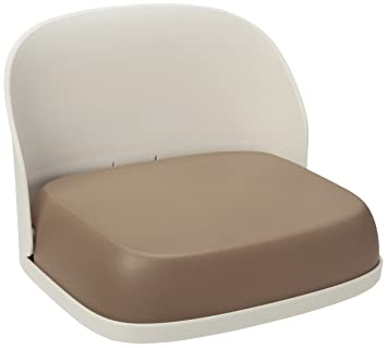OXO Tot Perch Foldable Booster Seat For Big Kids  Taupe