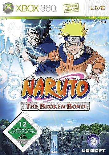 Ubisoft Naruto - The Broken Bond, Xbox360 - Juego (Xbox360): Amazon.es: Videojuegos