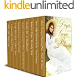 Days Gone By: Christian historical romance collection
