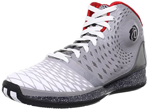 cd1f91ed2b69 Adidas D Rose 3.5 alumi2 Running White Black1  Amazon.co.uk  Shoes ...