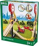 BRIO World - Fun Park Roller Coaster Set