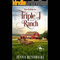 Triple J Ranch Boxed Set #1: Clean & Wholesome Cowboy Romance