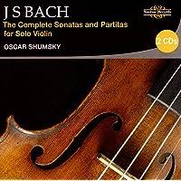 Sonatas Partitas For Violin