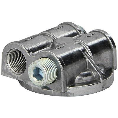 Trans-Dapt 1420 Oil Filter Bypass Adapter: Automotive
