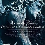 Opus 2 & 4-Chamber Sonatas