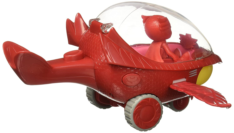 PJ Masks Deluxe Owlette Mobile Vehicle