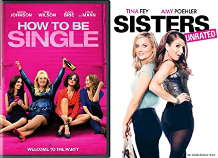 Amazon sisters how to be single 2 dvd double feature girl sisters how to be single 2 dvd double feature girl comedy set ccuart Choice Image