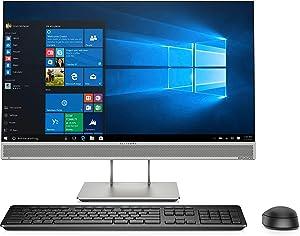 "HP EliteOne 800 G5 All-in-One Computer - Core i7 i7-9700 - 8 GB RAM - 256 GB SSD - 23.8"" 1920 X 1080 Touchscreen Display - Desktop - Windows 10 Pro 64-bit - Intel UHD Graphics 630 - DVD-Writer -"