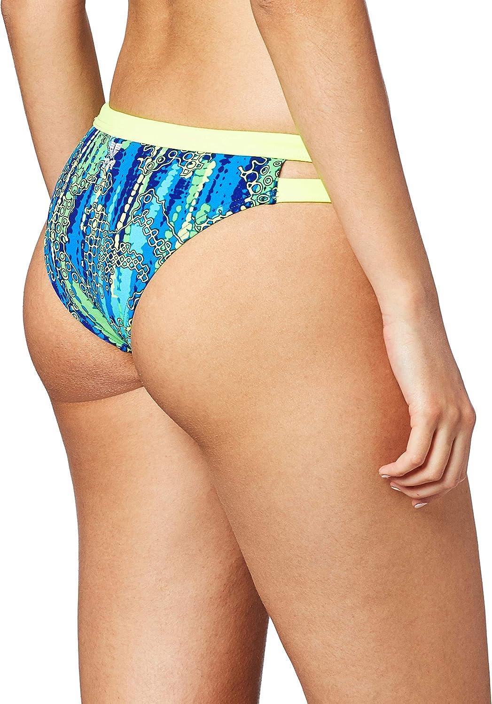TYR Womens Hiromi Cove Mini Bikini Bottom