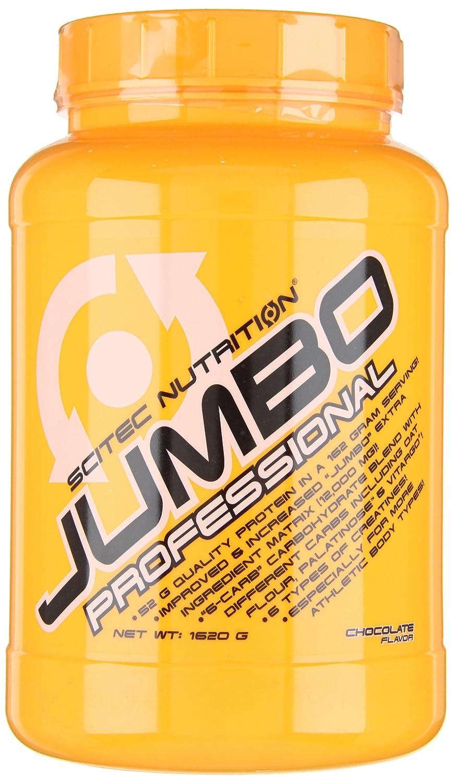Scitec Jumbo Professional Batidos de Carbohidratos - 1620 gr: Amazon.es: Salud y cuidado personal