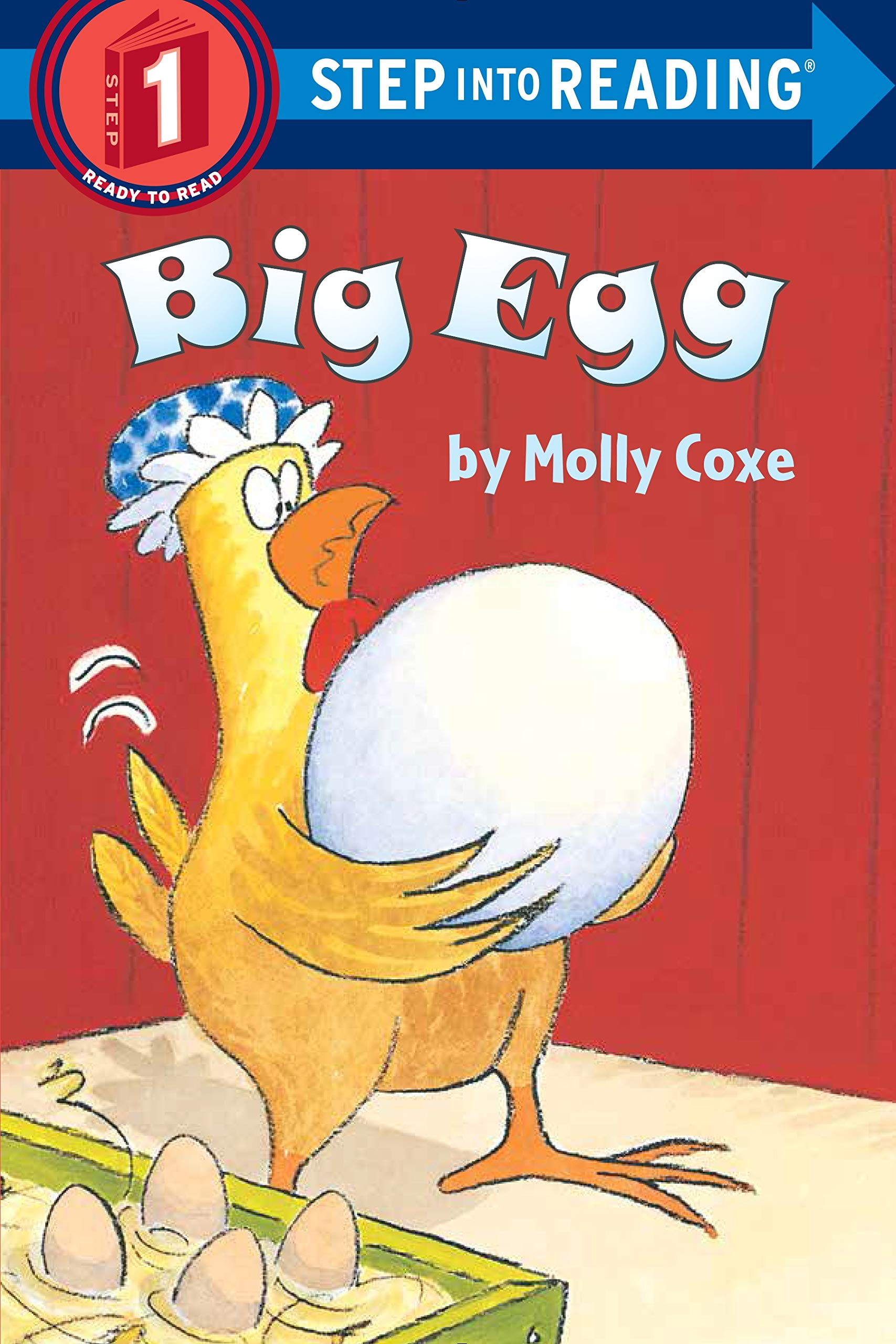 Big Egg (Step into Reading) (English Edition)