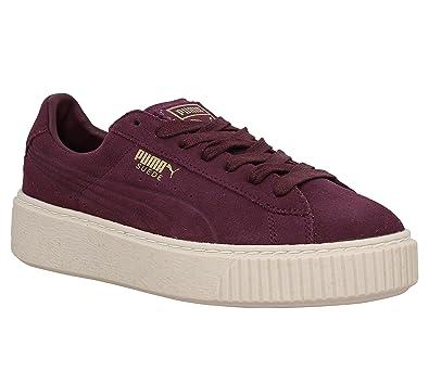 puma bordeaux chaussure