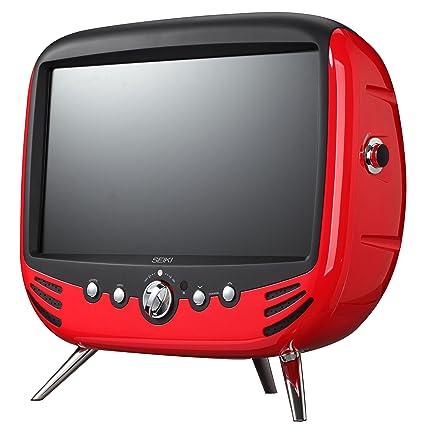 Amazon com: Seiki SE22FR01 22-Inch 1080p 60Hz LED TV (Retro