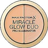 Max Factor Miracle Glow Duo, Pro Illuminator, 20 Medium, 11g