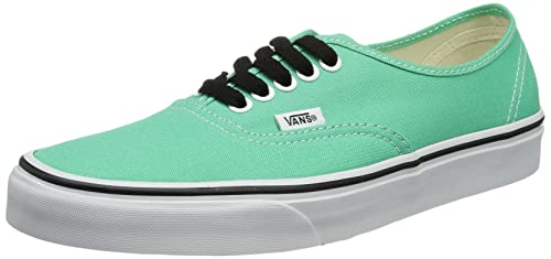 Vans U Authentic Biscay Green/TR - Zapatillas de Lona Unisex, Color Verde, Talla 42.5: Amazon.es: Zapatos y complementos