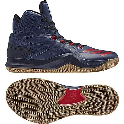buy popular 98f05 fc182 adidas D Rose Dominate IV – Mens Basketball Shoes, Blue – (azumisescarl