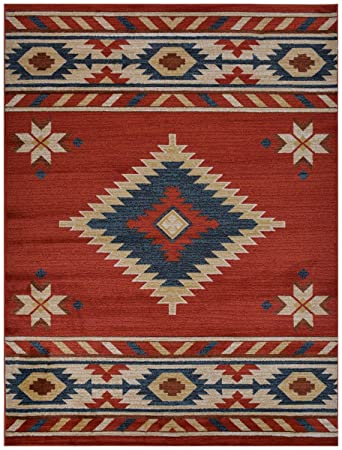 Amazon Com Nevita Collection Southwestern Native American Design