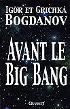 Avant le big bang (essai français)