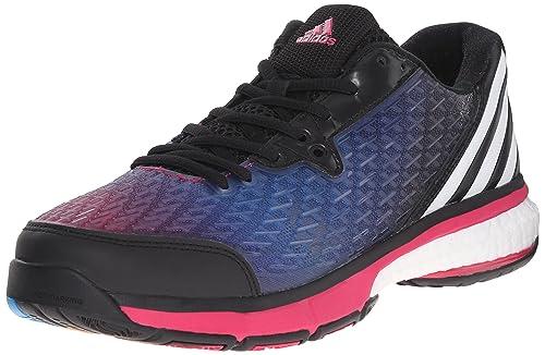 08c7deb208 Adidas funcionamiento de la energÃa del voleo Boost 2.0 W zapatos ...