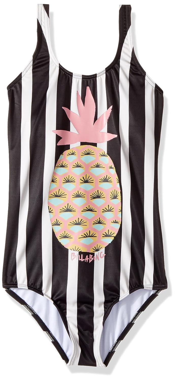 b0daac3d1a080 Amazon.com: Billabong Big Girls' Beach Bandit One Piece Swimsuit: Clothing