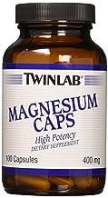 TwinLab - Magnesium Caps