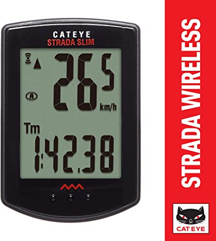 CatEye bicicleta equipo Strada cc-rd310w Slim