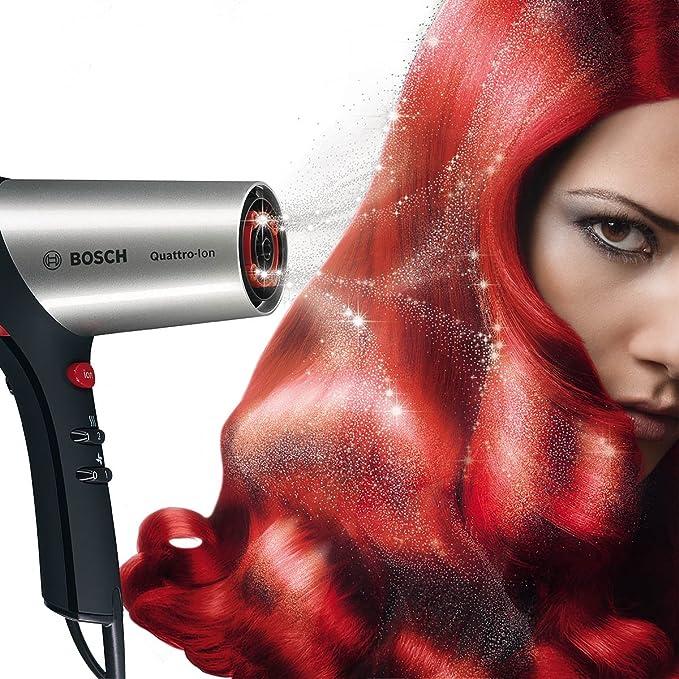 Amazon.com: BOSCH ASCIUGACAPELLI Hair Dryer BOSCH 4 ION PHD5767 220V ...