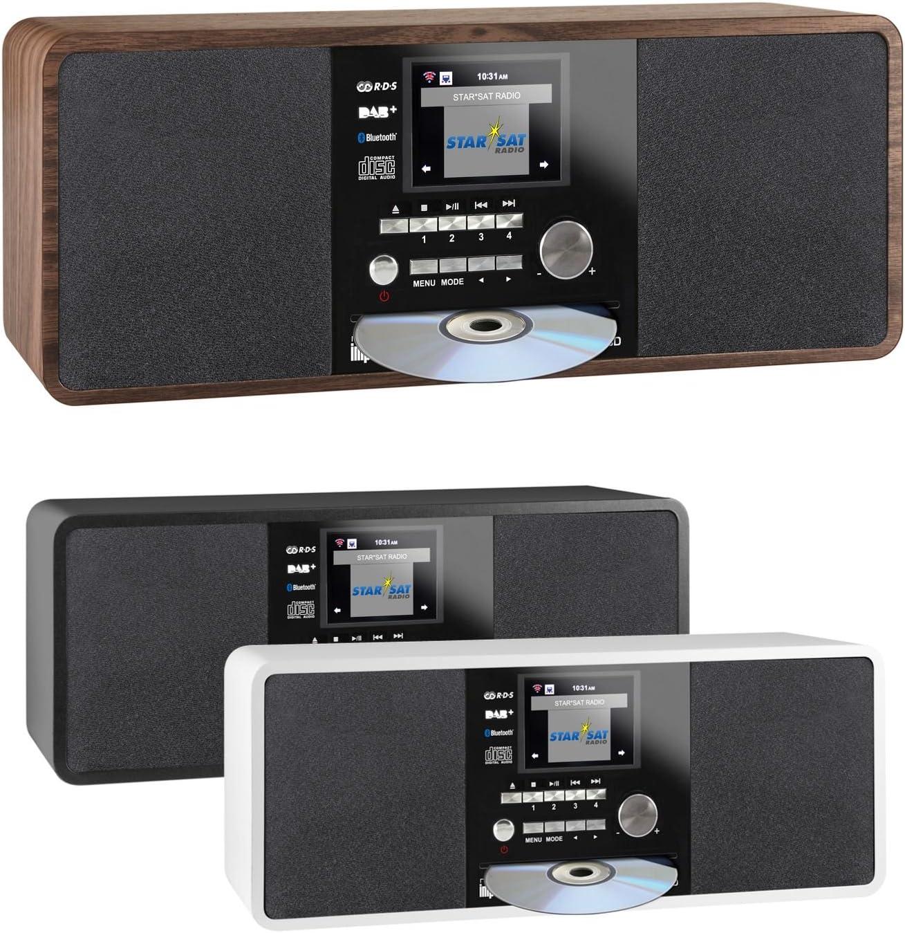 Imperial Dabman I200 Hybrid And Internet Radio Dab Elektronik