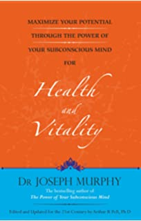 Buy maximise your potential through the power of your subconscious maximize your potential through the power of your subconscious mind for health and vitality fandeluxe Images