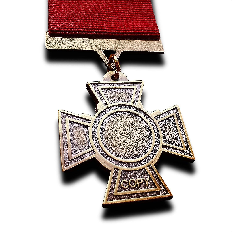 Alto riconoscimento militare Replica della medaglia militare Victoria Cross