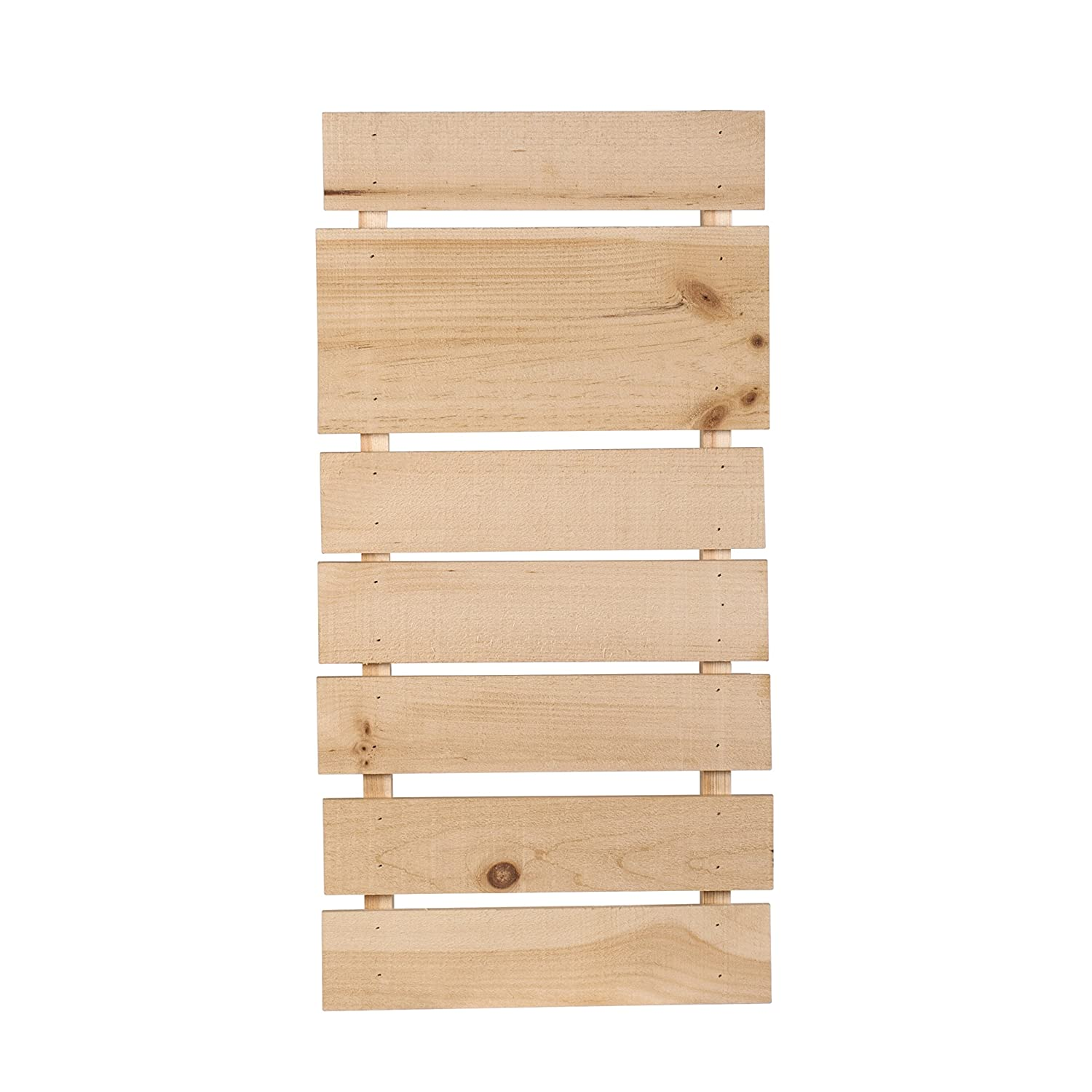 Walnut Hollow 40171 Rustic Pallet, 24 by 12 24 by 12