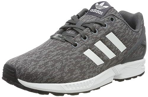 premium selection 4f4ad 77284 adidas Unisex Kids' Zx Flux J Fitness Shoes: Amazon.co.uk ...