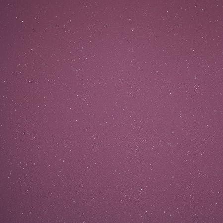 Grandeco Ideco Expressions Glitter Plain Sparkle Designer Free Match Wallpaper PURPLE BXB 035
