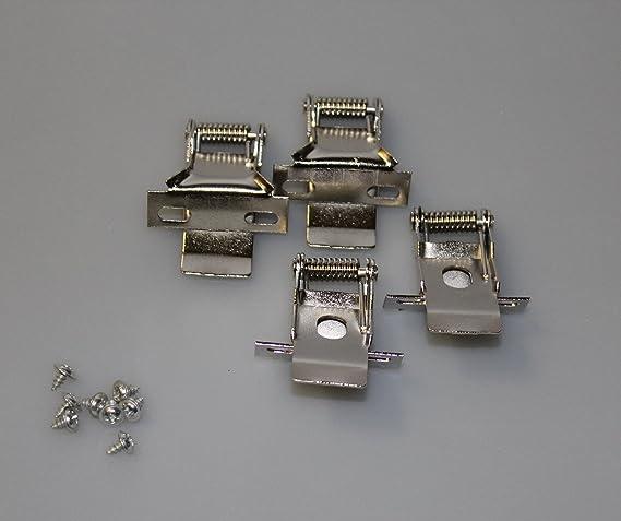 Pinza - Soporte 4 unidades para panel LED Material de ...