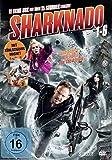 Sharknado 1-6 DVD Box - Die Kult Hai Film Collection