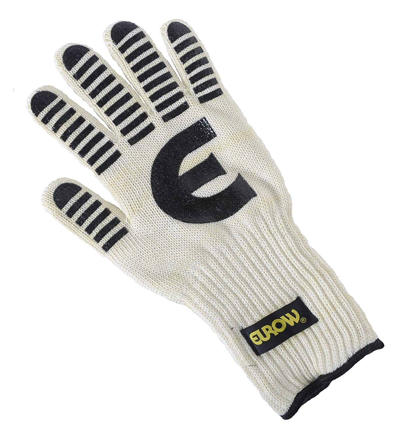 Nouvelle Legende Eurow Heat and Flame Resistant Silicone Oven Glove - 13 inches