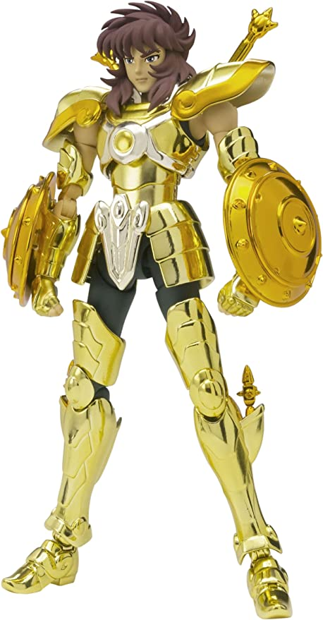 Bandai Tamashii Nations Saint Myth Cloth Ex Libra Dohko Action Figure Toys Games