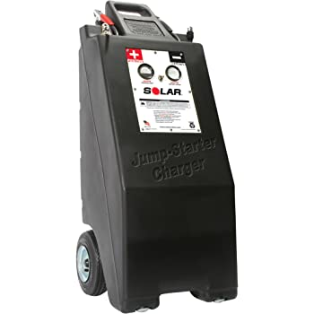 Amazon Com Solar 3001 Wheeled Jump Starter Battery