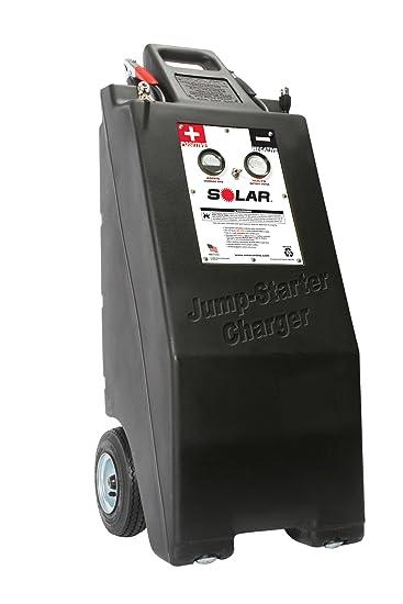 Amazon.com: Solar 3001 con ruedas Jump Starter/Cargador de ...